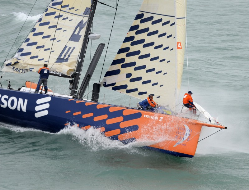 Loof seglar volvo ocean race
