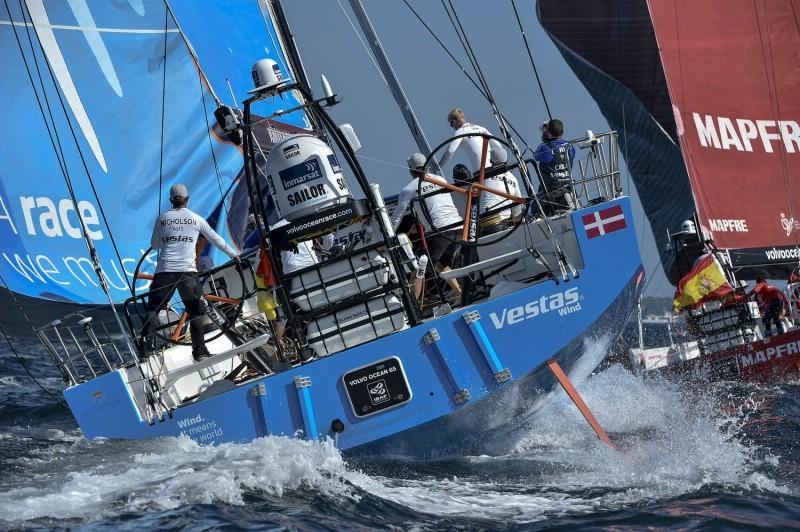 Ocean race etapp kan skjutas upp