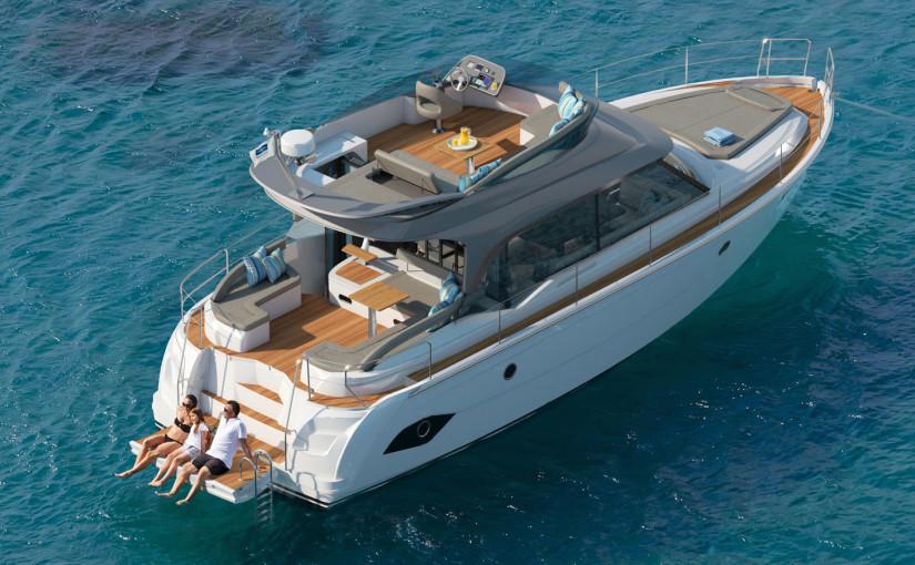 Projekt DA 10 – En ny sorts båt från Bavaria