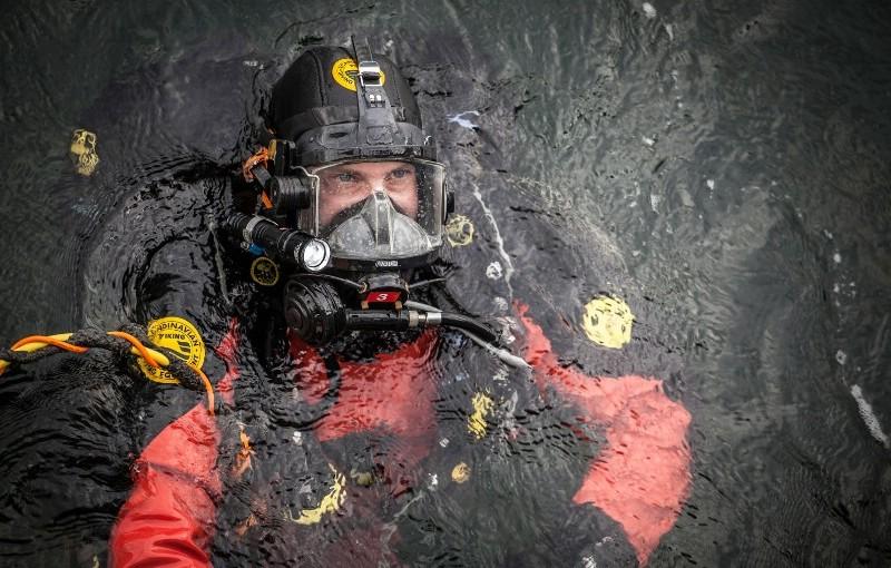 Klartecken för nytt dykprojekt i Östersjön