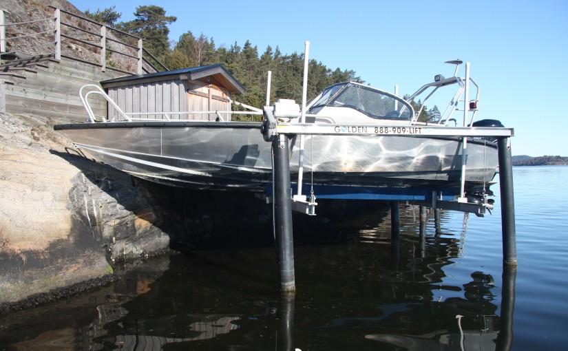 Projektledare för informationsprojekt om alternativa metoder för att hålla båtbotten ren utan gift