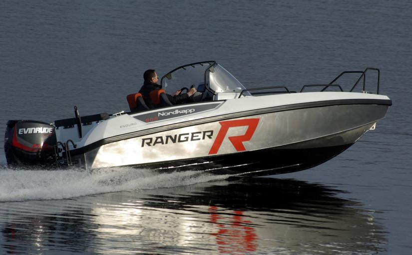 Fräcka Nordkapp Ranger i aluminium