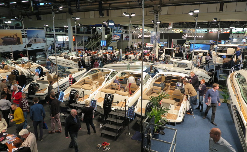Res som VIP med Båtliv till Helsingfors Båtmässa 2015
