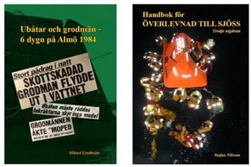 Grodmän och överlevnad i nya böcker