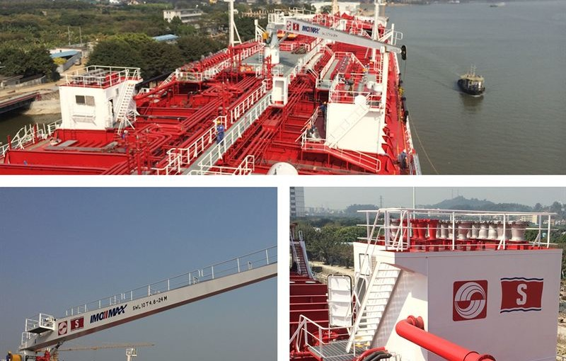Stena Bulk investerar i ytterligare fartyg av IMOIIMAX-modell