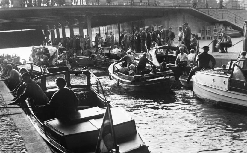 Stockholms Hamnar nylanserar webbplats om sjöfartshistoria