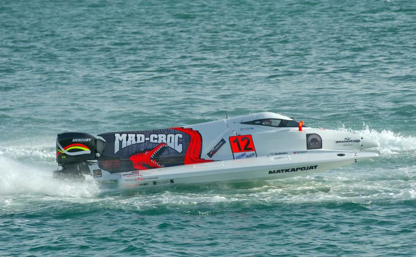 Sami Selio bestulen på segern i Abu Dhabi