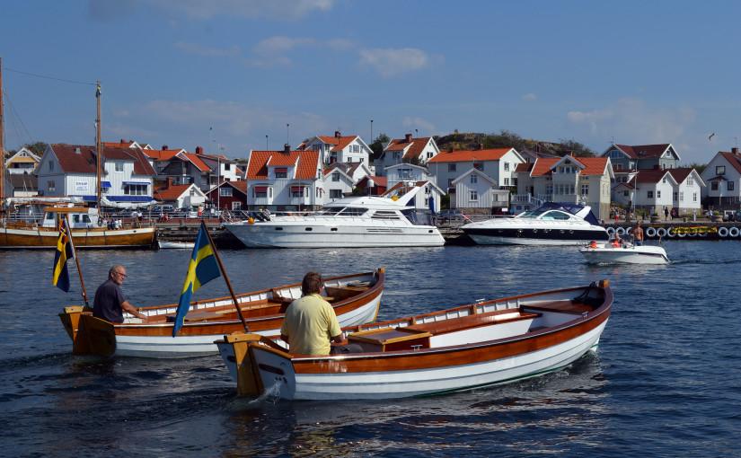 Eleganta jiggar från Skärhamn