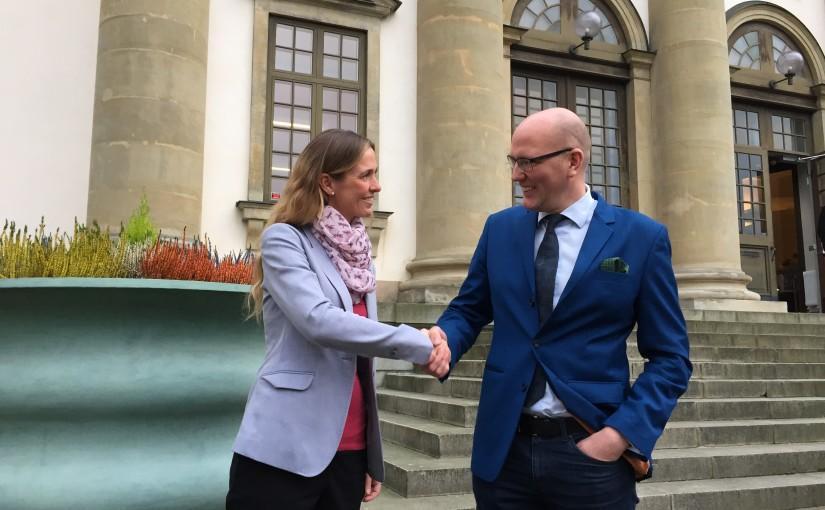 Anna Waxin ny vd för Skärgårdsstiftelsen