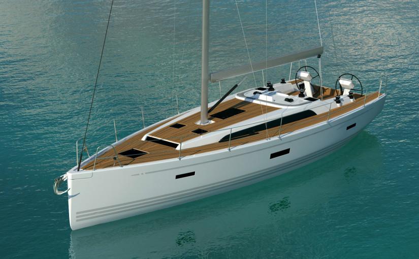 Ny och snabb X4 från X-Yachts