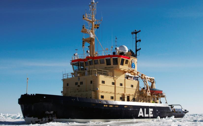Ny samförståndsöverenskommelse om isbrytningen