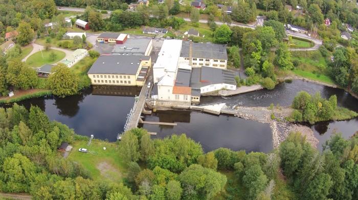 6 Mkr till att riva damm i Mörrumsån