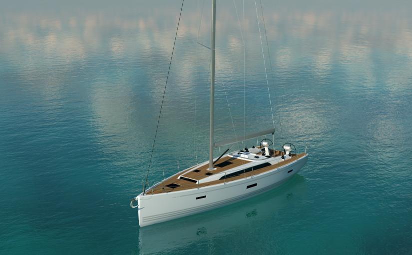 Snabb X4 från X-Yachts