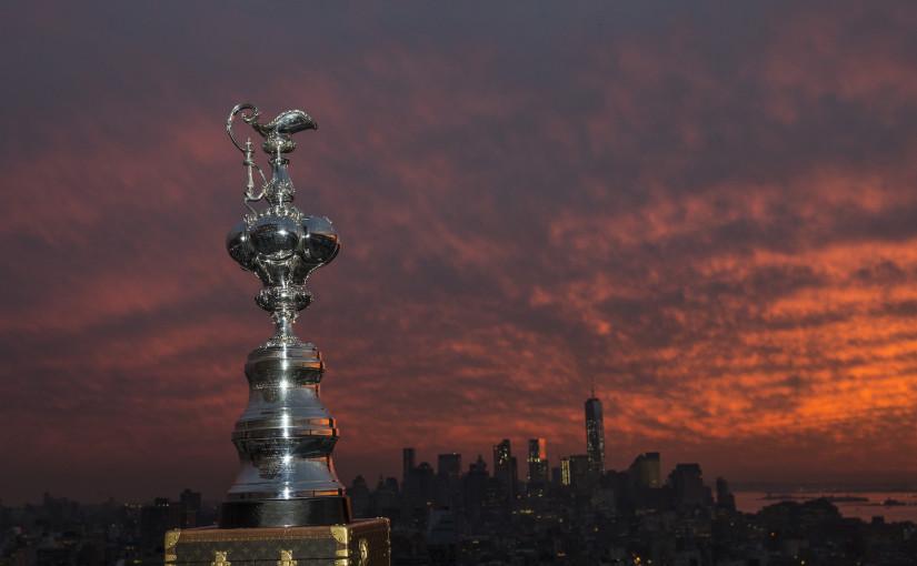 America's Cup gör comeback i New York