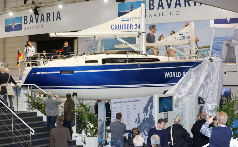 Bavaria Cruiser 34 med tre kabiner