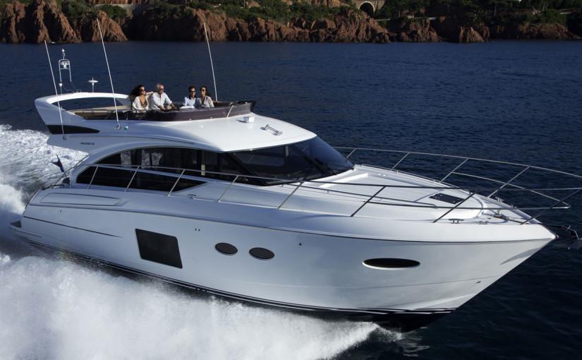 Princess Yachts skär ner och omstrukturerar