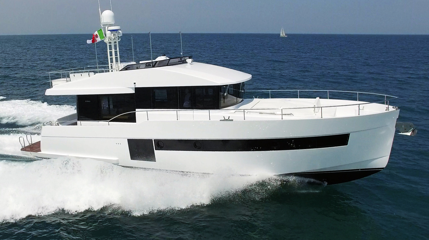 Italienska båttillverkare