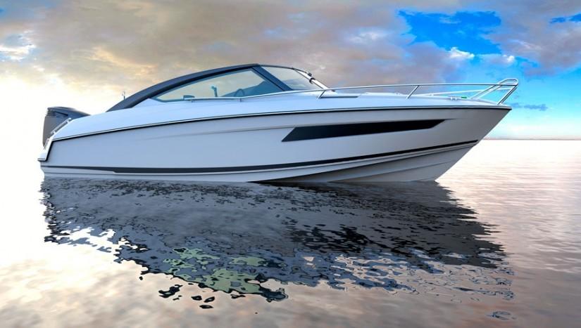 Ny skrovplattform för nya Askeladden C65 Cruiser