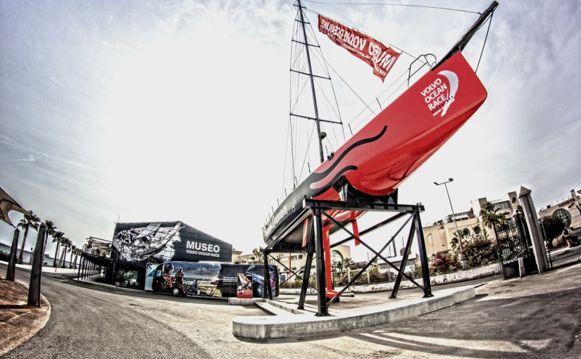 April 1st, 2014. Volvo Ocean Race Museum