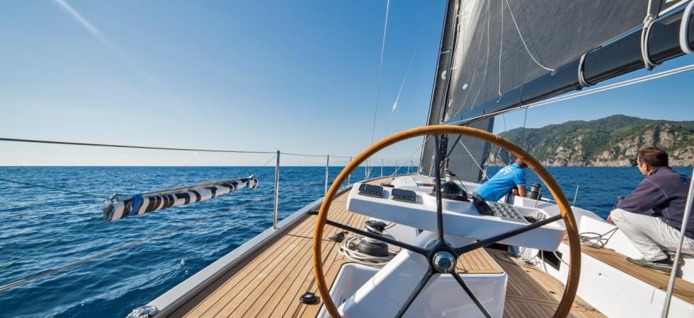Umberto Felci till Gåshaga Marina och Dufour Yachts