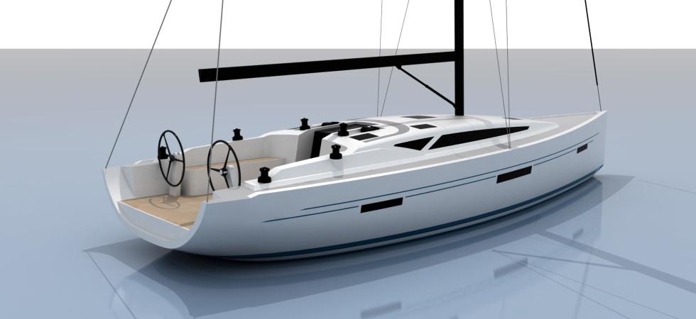 More Sailing bygger ny kappseglingsbåt