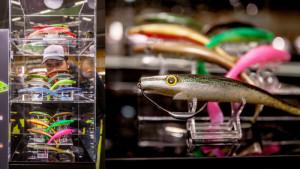 Fiskelinor som räcker tre varv runt jorden