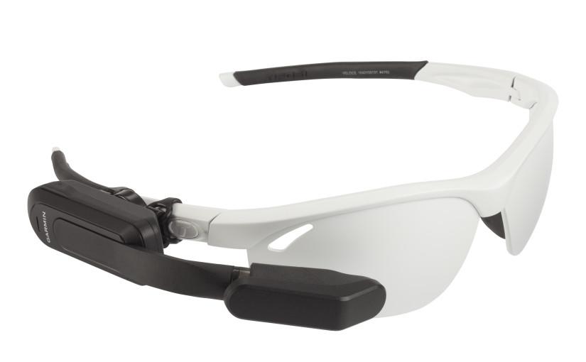 Garmin först med plotterbilden i solglasögonen
