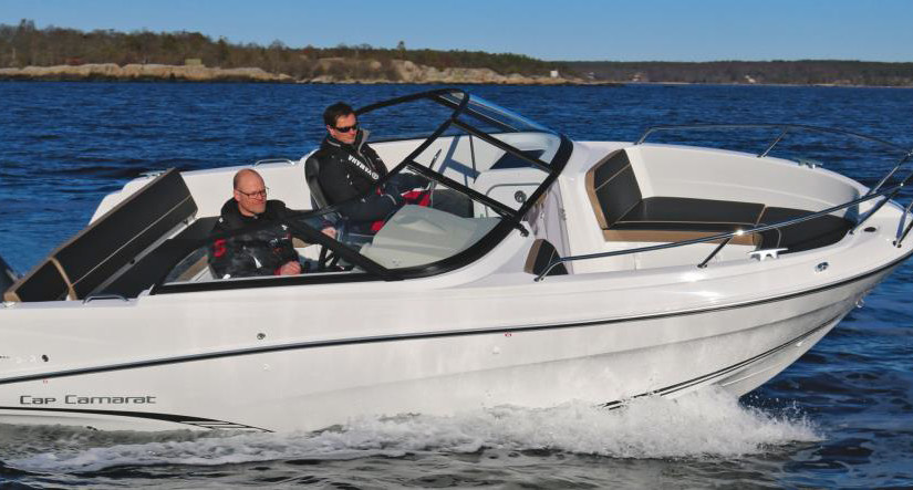 Allt för sjön världspremiär för Jeanneau 6,5 BR