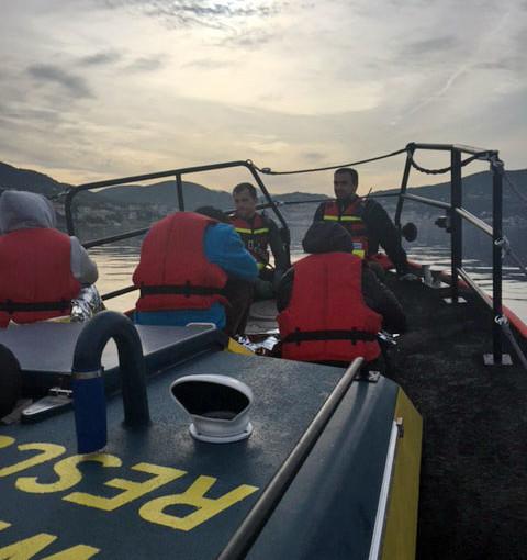 Ny stor räddning av SSRS på Samos