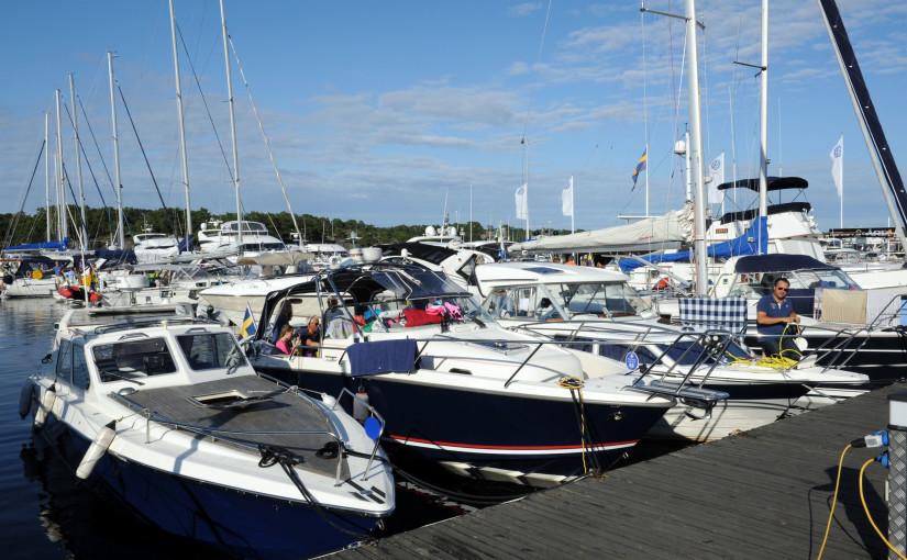 Kraftig minskning av gästhamnsbesök 2015