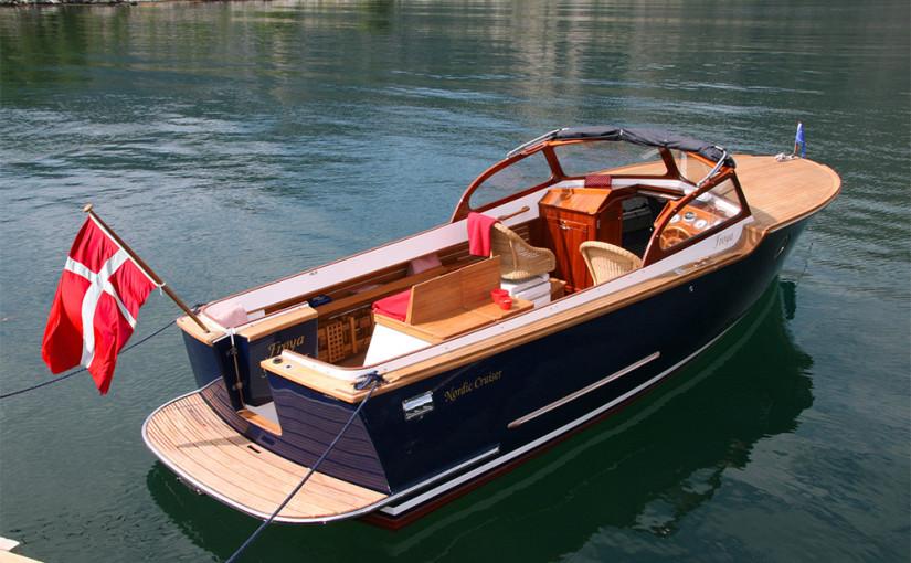 Nordic Cruiser day cruiser visas på Allt för sjön