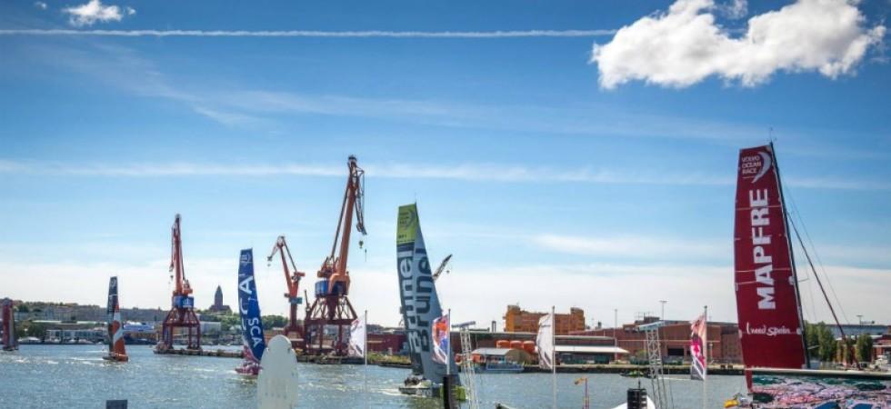 Direktsäntseminarium om kappsegling från Båtmässan i Göteborg