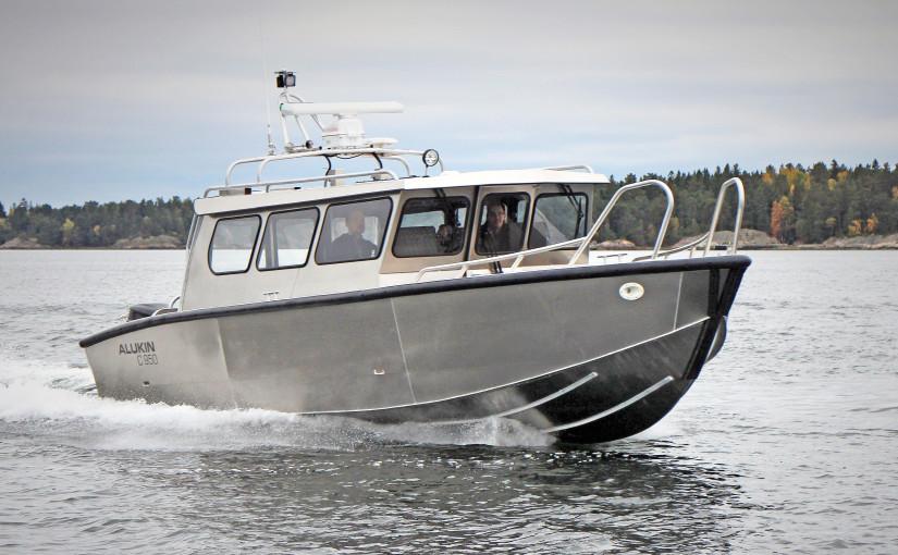 Alukin aluminiumbåtar i topp hos Guldbolag
