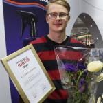 Båtlivets Unga Hjältar Lucas Emilsson 7DBB0004