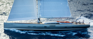 Tenerife, Spain, 17 November 2015 Baltic 115 Nikata Naval architecture by Judel / Vrolijk Interior and deck design by Nauta Design Builder Baltic Yachts L.O.A. 35 m (115 feet ). L.W.L 32,52 m Beam 8,07 m Draft 3,65m - 5,85m Displacement 88.000 kg Ph: Guido Cantini / Sea&See.com