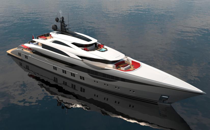 The new 80.1-m Bilgin yacht will be the largest yacht ever built in Turkey. It will be powered by twin MTU 16V Series 4000 units.  Die neue 80,1-Meter Bilgin 263 Yacht wird die längste, bislang in der Türkei gebaute Yacht sein. Angetrieben wird sie von zwei MTU-Motoren der Baureihe 16V 4000.