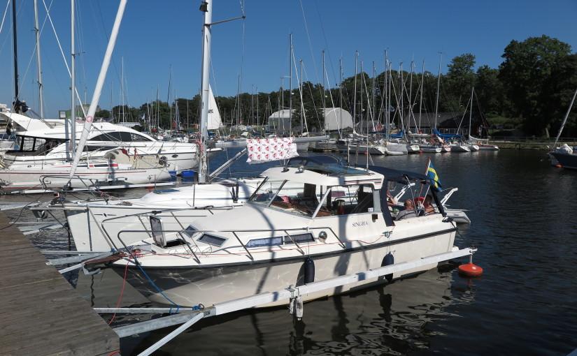 14 procent av svenska hushåll äger fritidsbåt