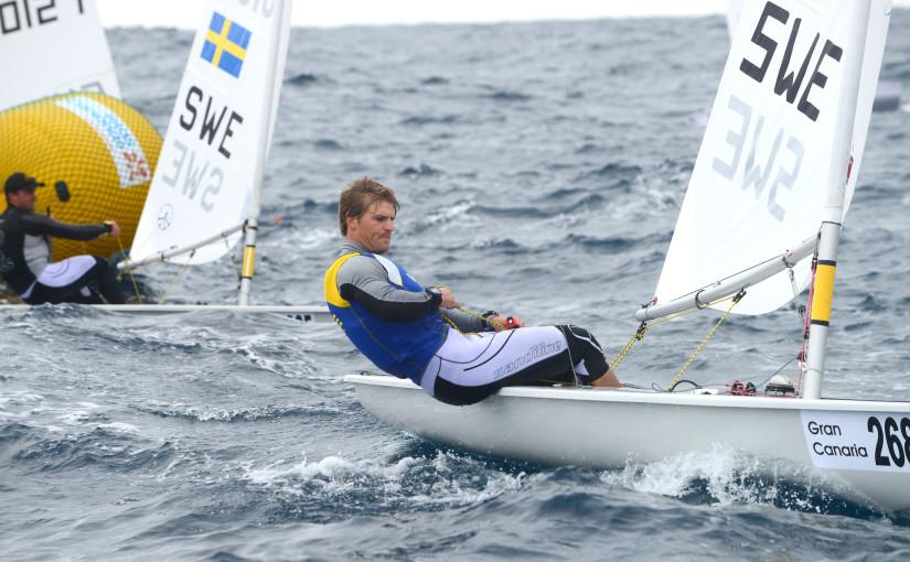 Jesper Stålheim klar för OS