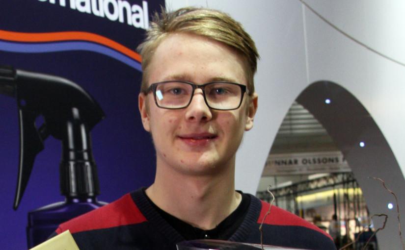 Liten Båtlivets Unga Hjältar Lucas Emilsson 7DBB0004