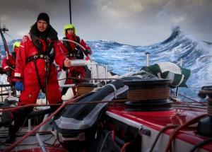 Martin Strömberg coachar framtidens hjältar på världshaven
