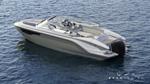 Yamarin- första båten med Petestep bottendesign, bild1