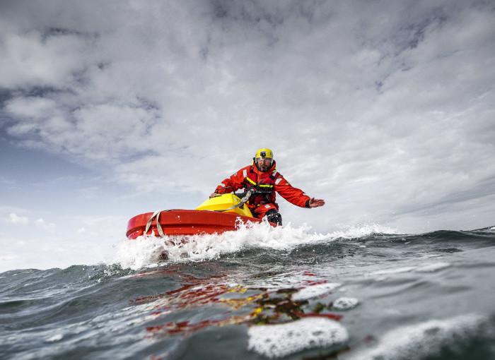 Årets sjöräddare utses på Allt för sjön på fredag