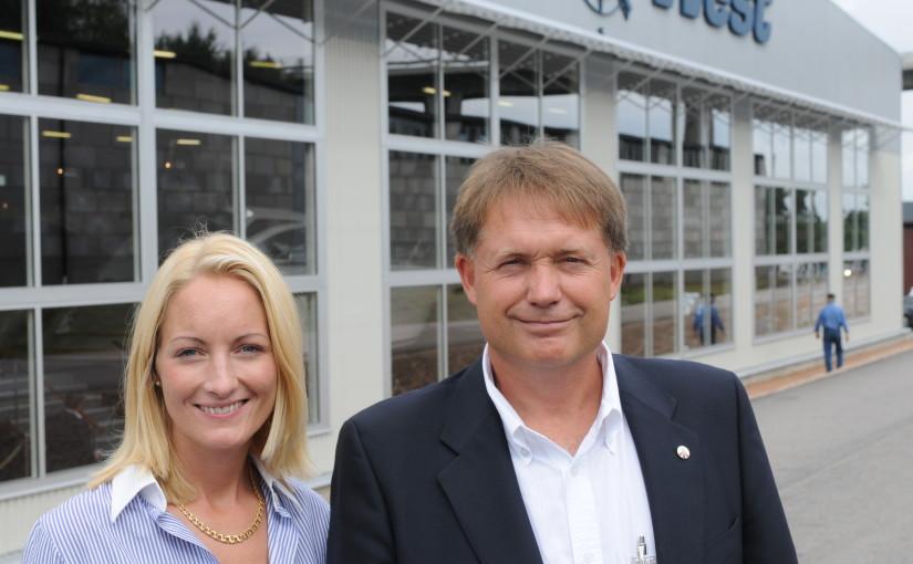 Ny distributör för Princess Yachts i västra Sverige