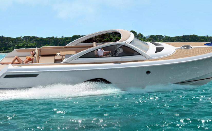 """Modern """"vagabond"""" på 42 fot från Keizer Yachts"""