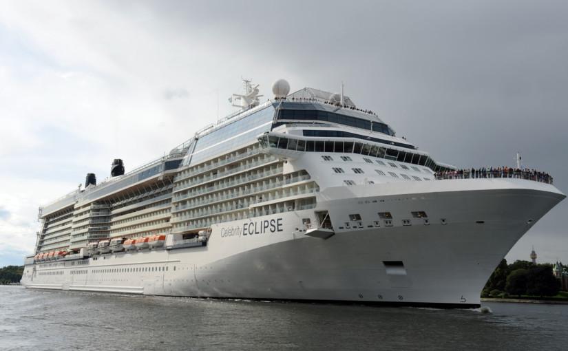 En halv miljon kryssningsresenärer väntas till Stockholm