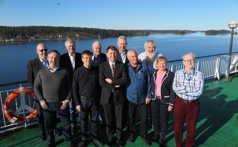 Ny styrelse för Svenska Båtunionen