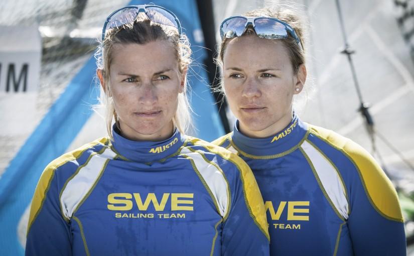 Stark svensk seglartrupp till OS