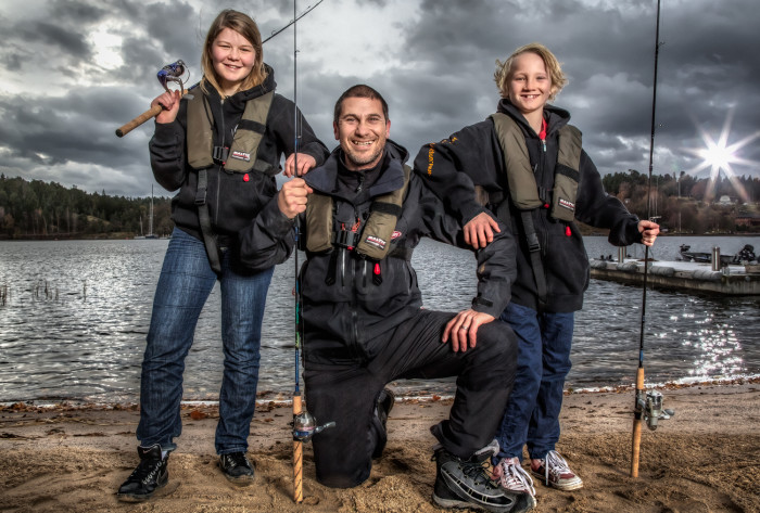 """Sommarklassikern """"Börja fiska"""" drar igång"""