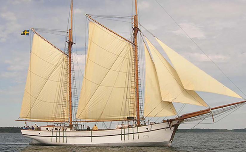Ekonomiskt stöd håller historiska fartyg flytande