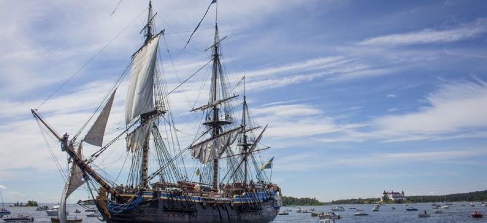 Ostindiefararen Götheborg söker nya ägare